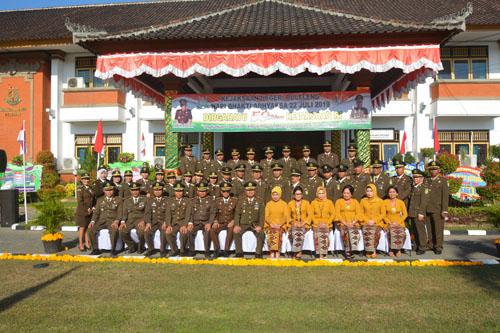 HARI BHAKTI ADHYAKSA KE-59 TAHUN 2019 & HUT IAD KE-19