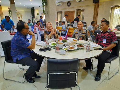 Silaturahmi Criminal Justice System Kabupaten Buleleng